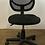 Thumbnail: Modern Black Office Swivel Chair