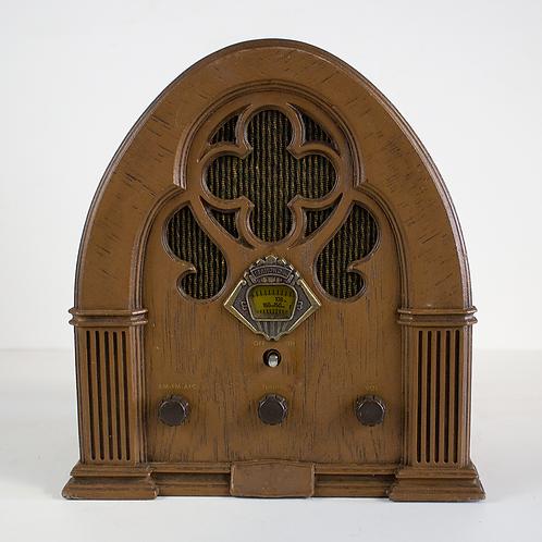 Diamond K Replica 1930s Radio