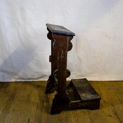Wooden Prayer Kneeler