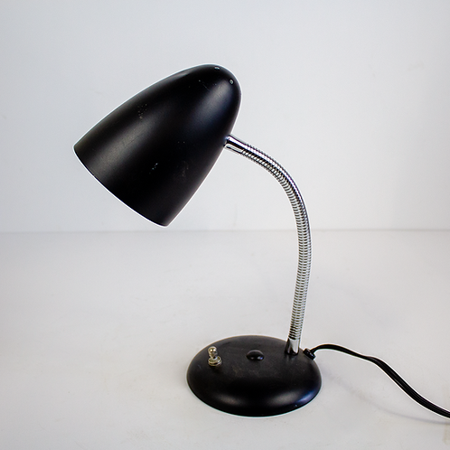 Black Gooseneck Desk Lamp