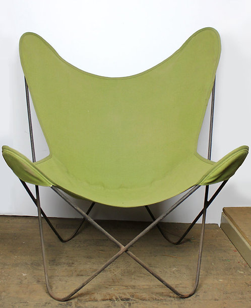 Green Butterfly Chair