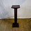 Thumbnail: Wooden Pedestal