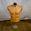 Thumbnail: Headless Male Mannequin Torso on Stand