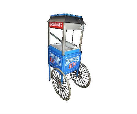 Snow Cone Cart
