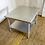 Thumbnail: Low Steel Utility Table