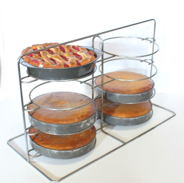 Pie Display rack