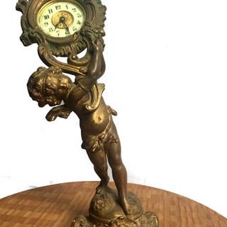 cellini- esque clock