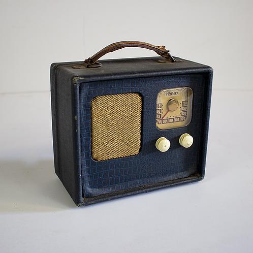 Blue Trav-ler Radio 1950s