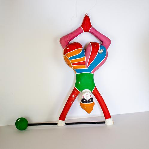 Hanging Acrobat