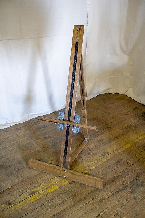 Large Single Mast Easel