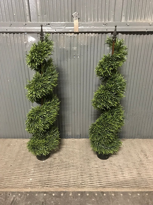 5ft Spiral Topiary