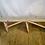 Thumbnail: Rustic 5ft Pink Grey Bench
