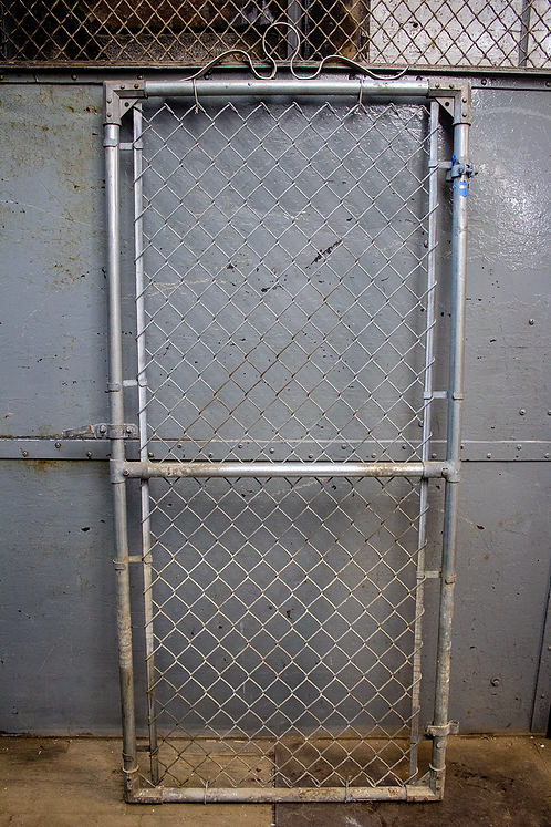 Chain Link Fence Piece
