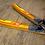 Thumbnail: Wooden  Water Skis - Circa 1970s