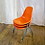 Thumbnail: Orange Interlocking Fiberglass Chairs