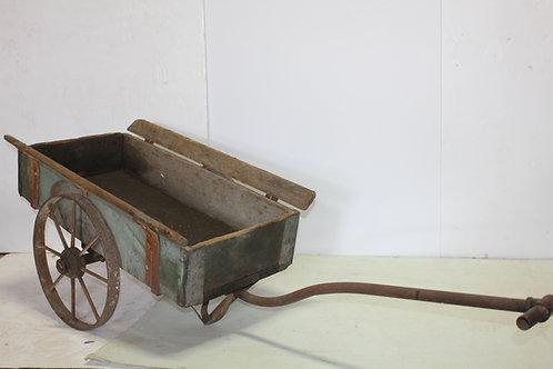 Wood & Metal Cart