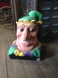 Jester Head