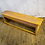 Thumbnail: Painted Wood Bench