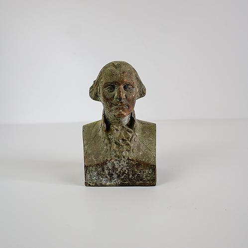 George Washington Small Bust Statue