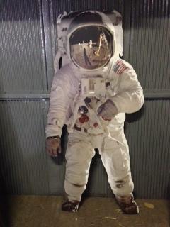 Astronaut Cutout