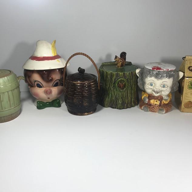 Novelty Cookie Jars