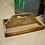 Thumbnail: Shallow Wooden Tool Tray