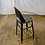 Thumbnail: Black Rustic Metal Stool