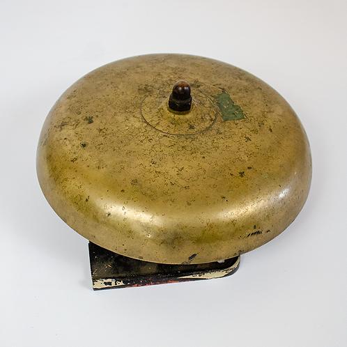Brass Ringside Boxing Fight Bell