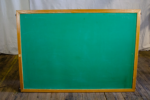 Green Wall Mounting Chalkboard