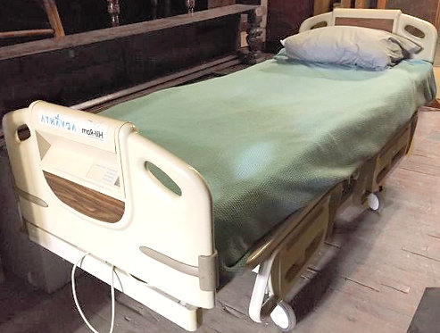 Contemporary Hospital Bed