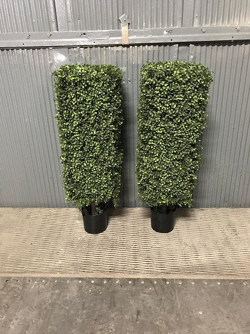 3ft Rectangular Topiary