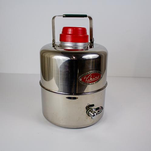 Stainless Beverage Dispenser Jug