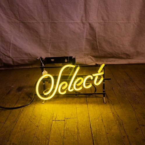 Select Neon Sign