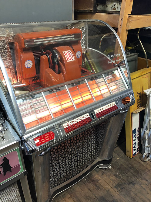 Seeburg 100 Jukebox