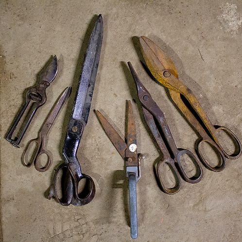 Various Scissors