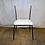 Thumbnail: White Grid Chair