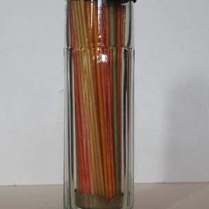 Straw dispenser