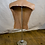 Thumbnail: Male Mannequin Torso Hollow Back on Stand