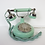 Thumbnail: Aqua Rotary Princess Telephone
