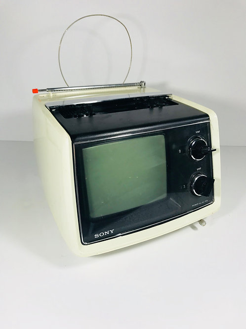 Sony Travel Tube Television Set
