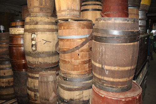Assorted Barrels