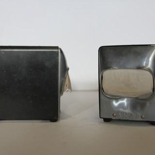 chrome short napkin dispenser