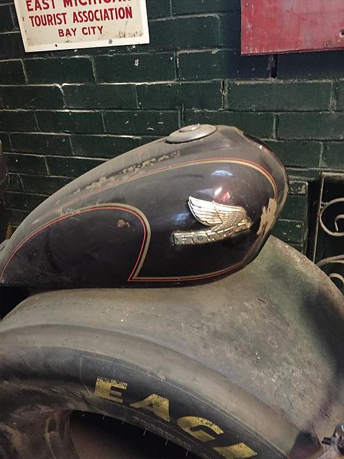 Honda Motorcycle Gas Tank