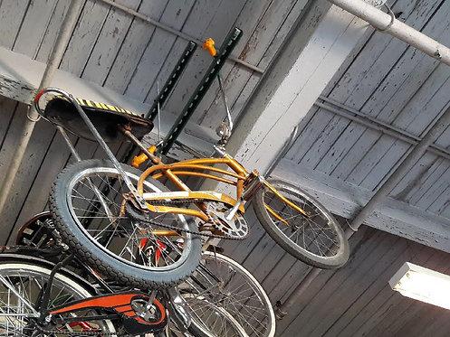 Orange Kid's Bike
