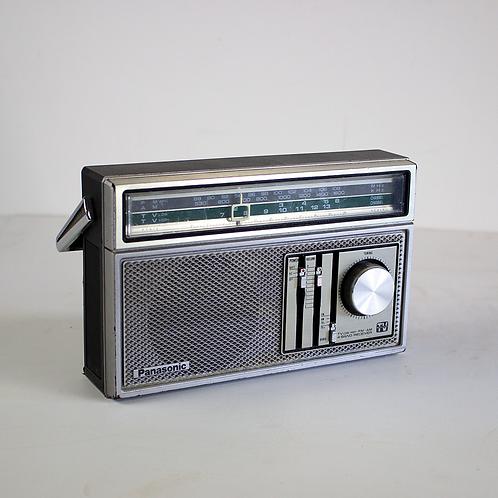 Panasonic RF-1101 Portable Radio 1980s