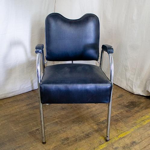 Black Salon Chair