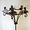 Thumbnail: Ring Top Standing Candelabra
