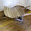Thumbnail: Wooden Rustic Wheelbarrow
