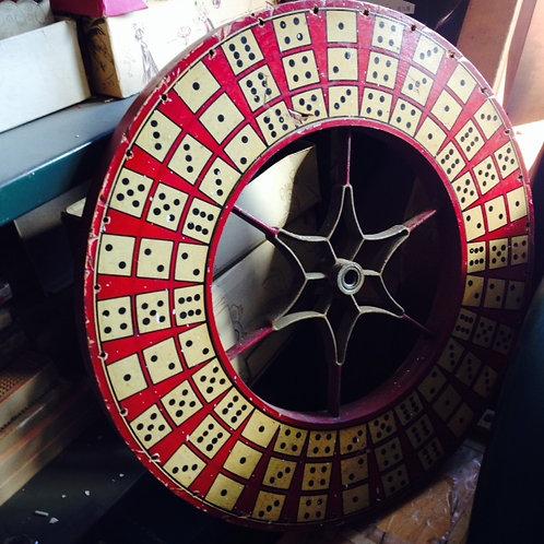 Dice Gaming Wheel