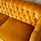 Plush velvet upholstery